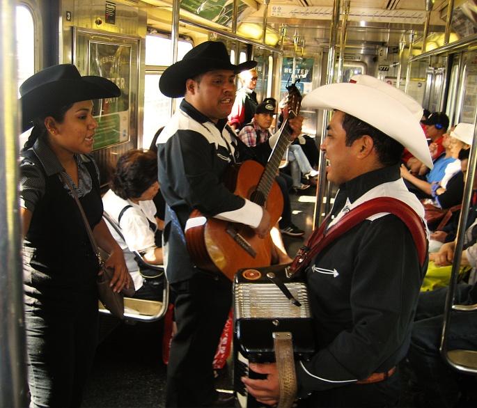 SubwayMusiciansMexicans